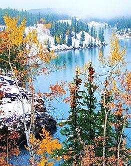 River - Yukon, Canada #ExploreCanada