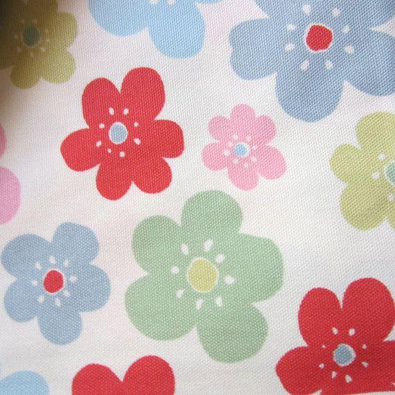 Cath Kidston Fabric. 1m Cotton Upholstery by handmadesource