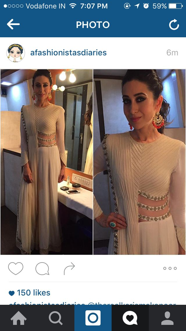 Ridhima bhasin outfit