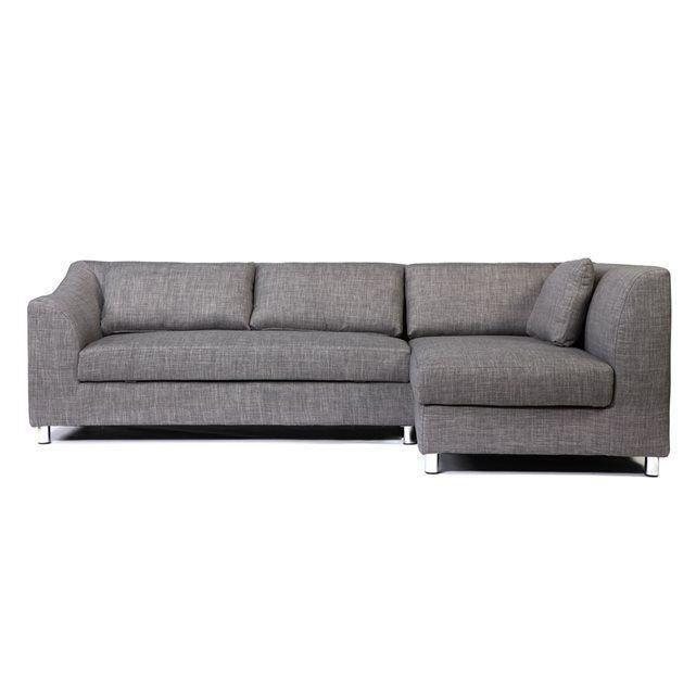 Canapé d'angle MIAMI CONVERTIBLE DROIT