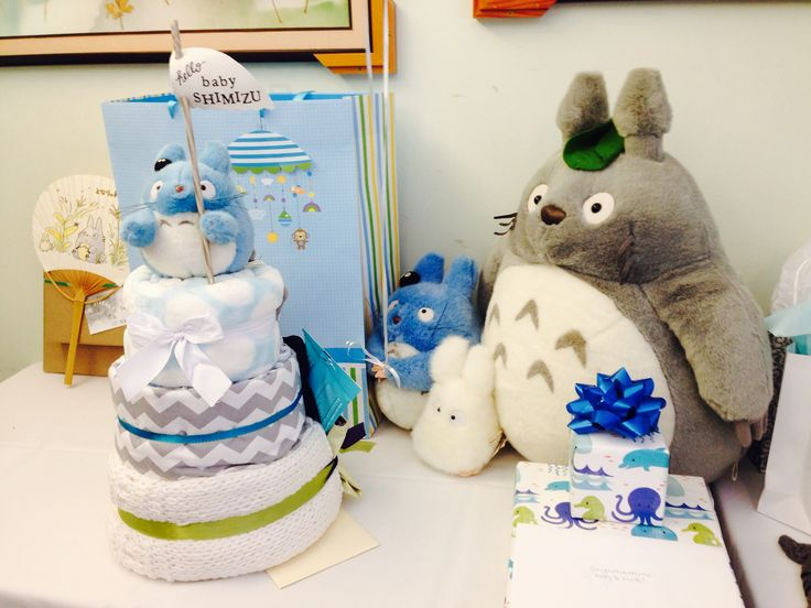 Baby Shower Boy Themes 2016 ~ Best totoro baby shower images totoro studio