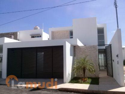 Frentes de casa minimalistas buscar con google casa for Exterior de casas