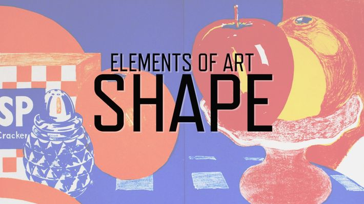 Explore the seven basic elements of art including Line, Shape, Form, Texture, Value, Space and Color. These are the building blocks of all art and are a good place to start when making, looking at or analyzing works of art.