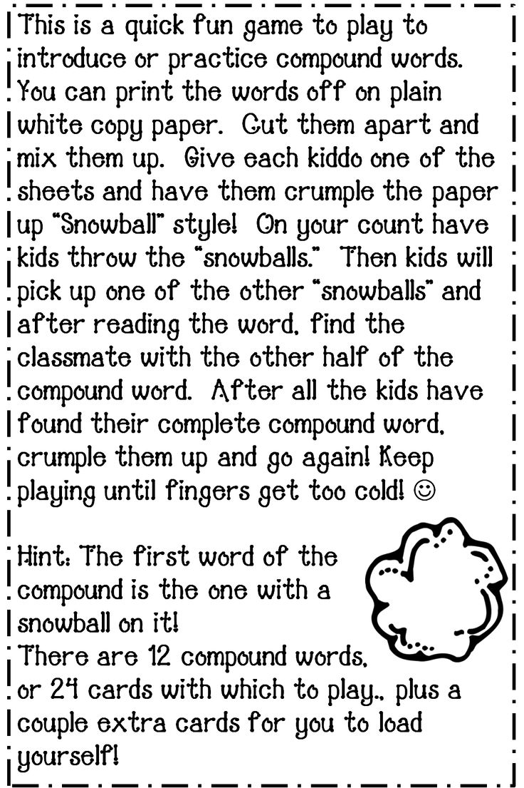 vocabulary word fight Sight word snowball fight activity for kids you could play with letters, numbers, vocabulary words, or anything else your kids need to practice more sight word practice activities: sight word cup crash sight word soccer light saber sight word game.