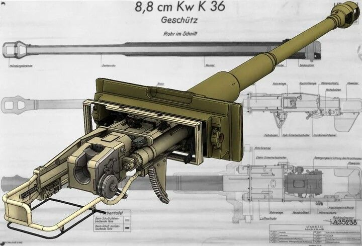 Poster 18quotx24quotus Rifle M1 Garand Manual Exploded Parts Diagram Dday