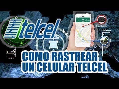localizar un celular telcel