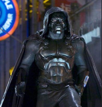 Fantastic Four 2005 Dr.Doom | Marvel Villians: Movie ...