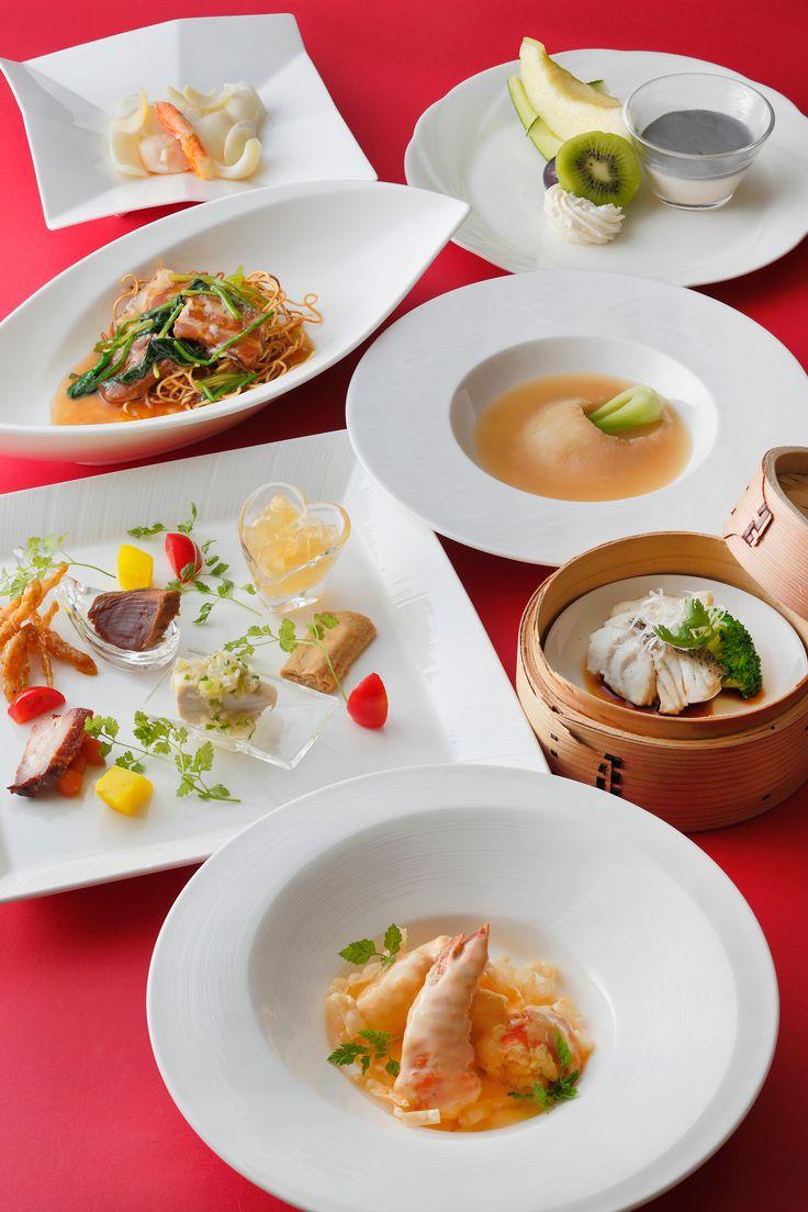 中国料理 珠江   ホテル日航奈良