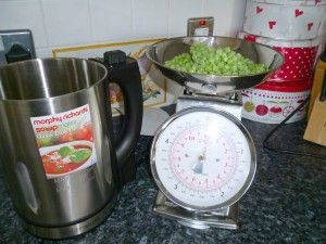 Review: Morphy Richards soup maker – pea, ham and mint soup