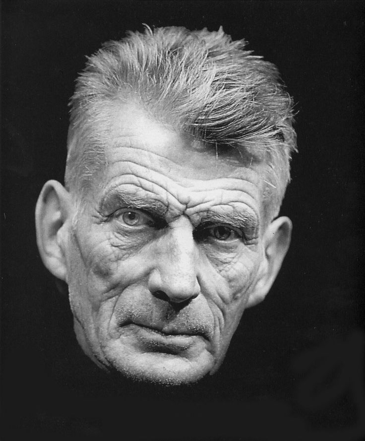 Samuel BeckettReading, Godotsamuel Beckett, Favourite Face, Happy Day, Godot Samuel Beckett, Italishmagazin, Portraits, People, Samuelbeckett