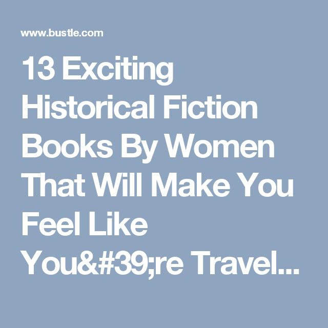 Historical fiction porn