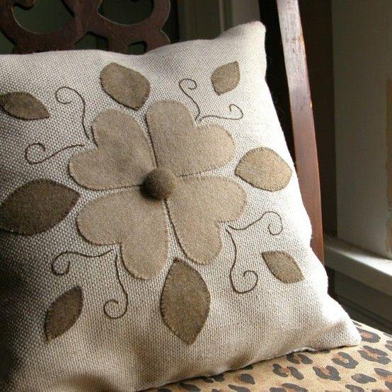 lindos almohadones