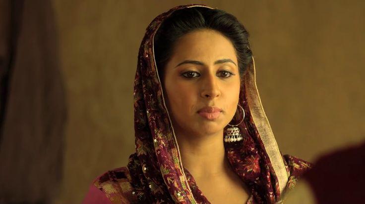 Angrej Punjabi Movie Wallpapers -Amrinder Gill, Aditi Sharma
