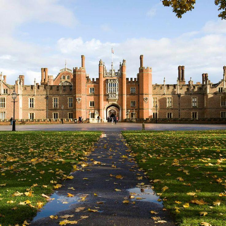 147 Best Images About Hampton Court Palace On Pinterest