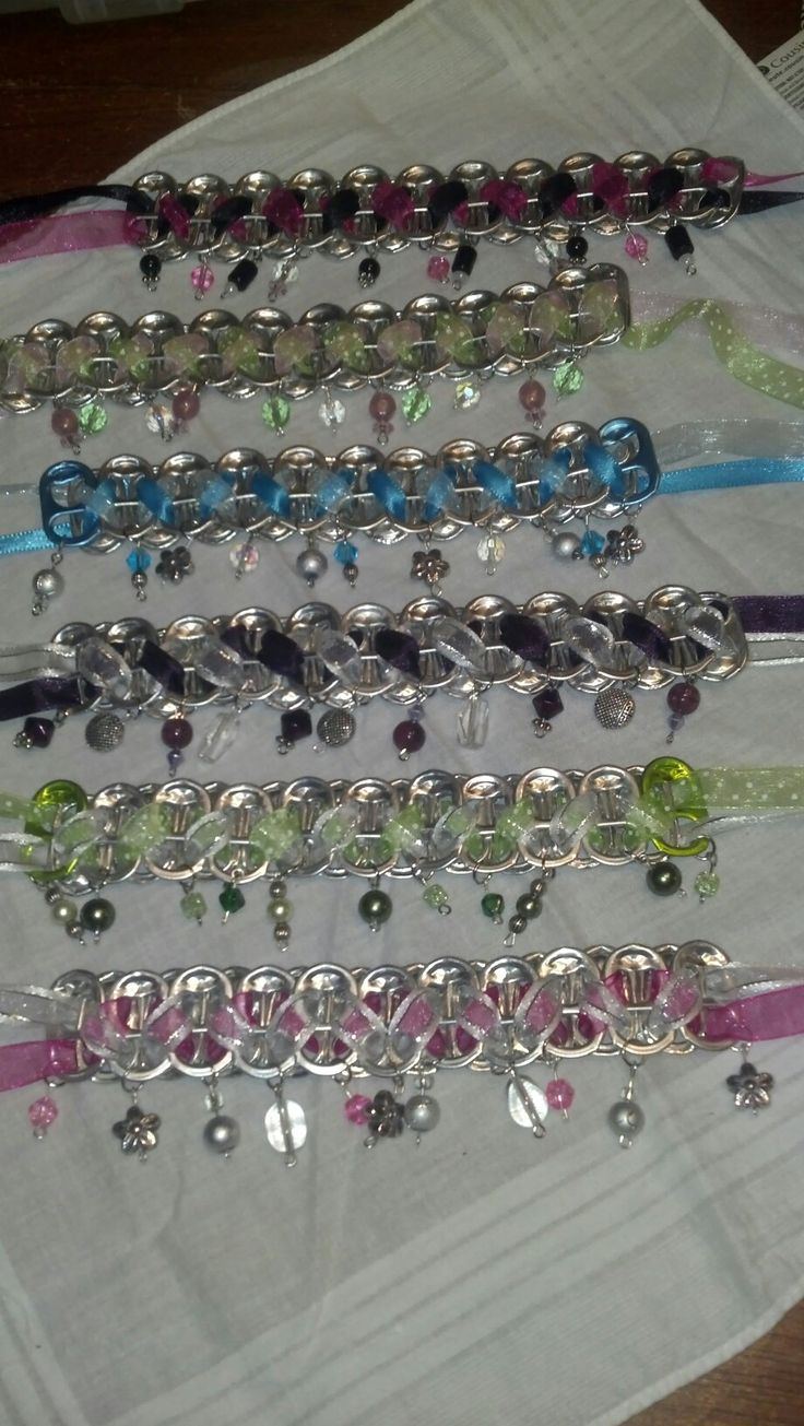 Can tab bracelets