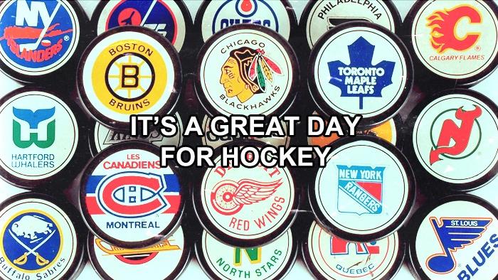 Hockey is back!