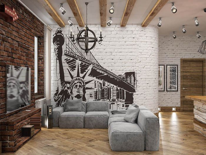 1001 Breathtaking Accent Wall Ideas For Living Room Accent