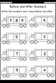 Image result for before and after math sheets