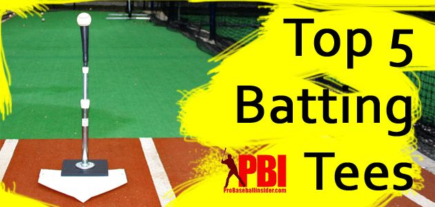 With a batting tee, you don't always get what you pay for. This list of Best Baseball Batting Tees was created after testing each with thousands of swings