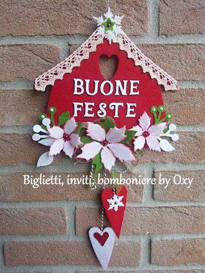 Oltre 25 fantastiche idee su decorazioni per porta for Decorazione natalizia per porta