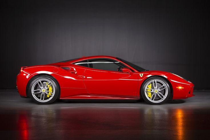 Ferrari 488 GTB North America '2015