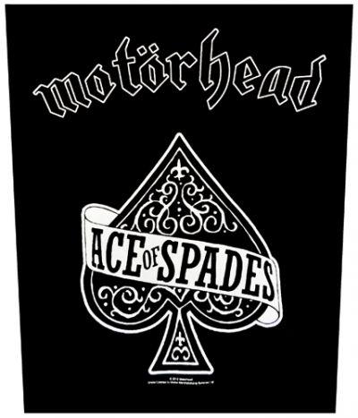 Dossard MOTORHEAD - Ace of Spades - Dossards - www.rockagogo.com