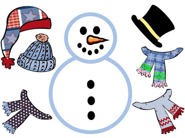 Δραστηριότητες, παιδαγωγικό και εποπτικό υλικό για το Νηπιαγωγείο: Χειμώνας στο Νηπιαγωγείο...