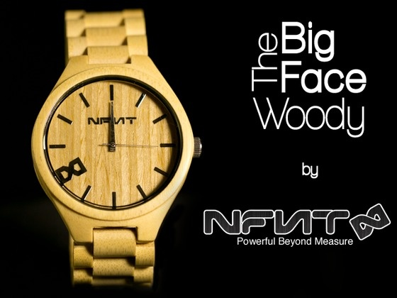 The Big Face Woody by NFNT. bc it's wood