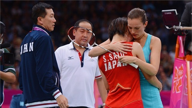 Day 5 Review: Sato suffers disappointing exit - London 2012 Olympics
