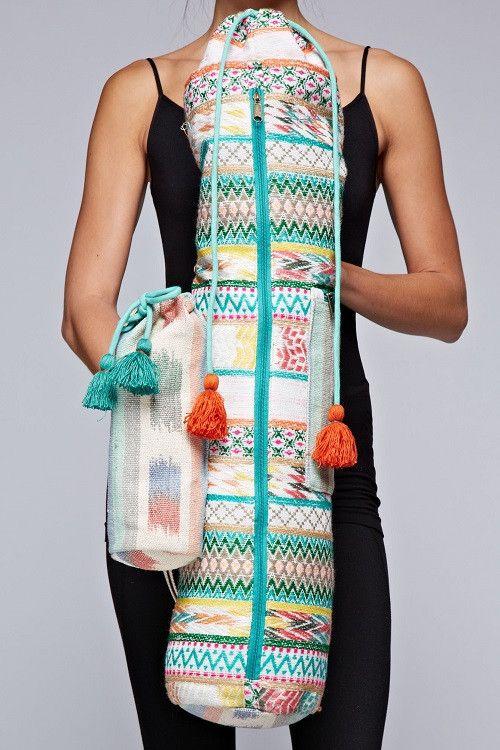Juniper Yoga Mat Bag