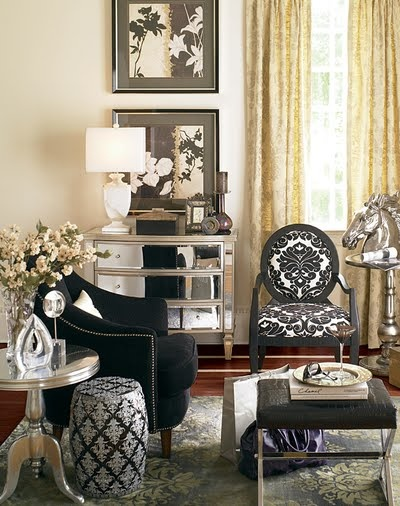 12 Best Hollywood Glamour Decor Images On Pinterest