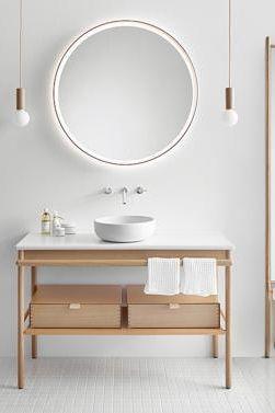 Badezimmerleuchten Von Wand Bis Spiegelleuchte Badserie Mya