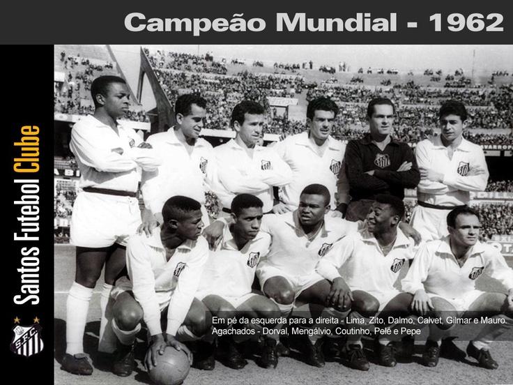 El Santos FC de Pelé
