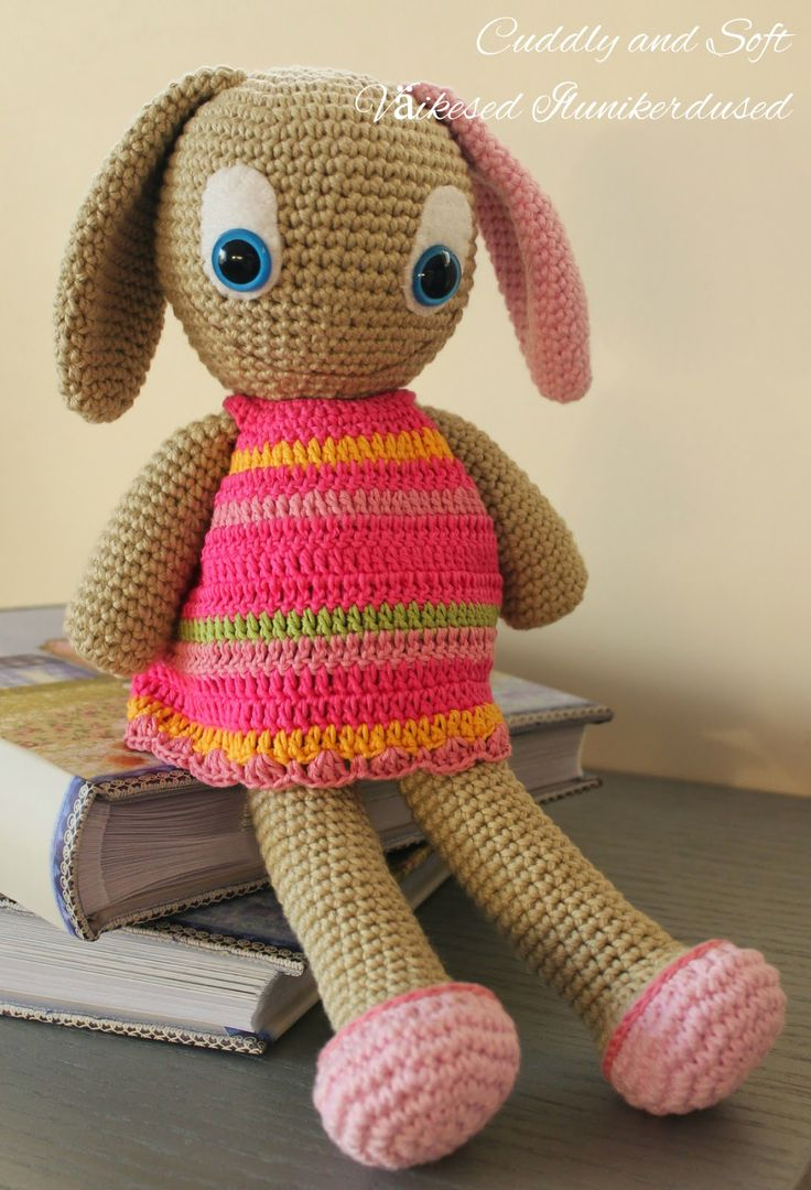 Amigurumi Janes : 17 Best images about Amigurumi - Cuddly and Soft on ...