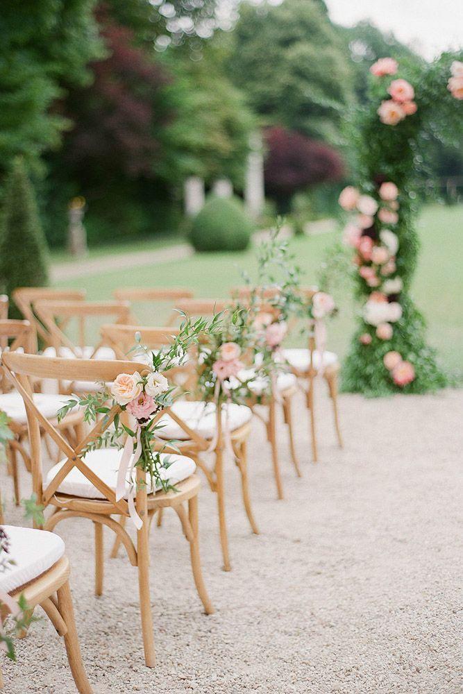 30 Wedding Ceremony Decorations Ideas Wedding Forward Wedding Aisle Outdoor Wedding Chair Decorations Outdoor Wedding Ceremony
