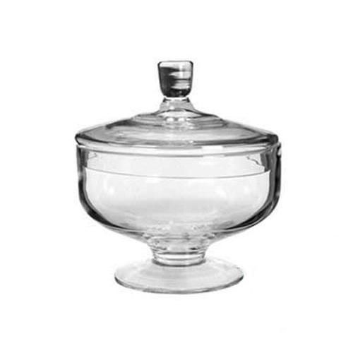 Alida Glass Candy Jar
