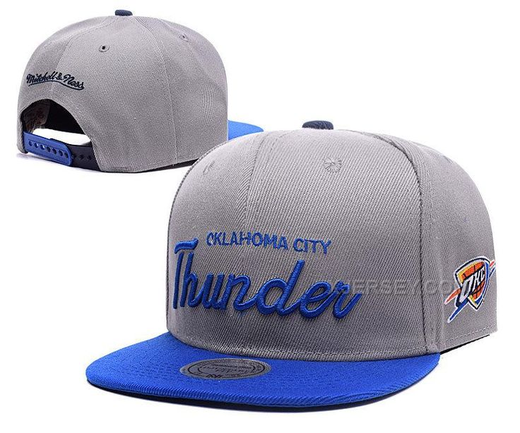 http://www.xjersey.com/thunder-team-logo-grey-adjustable-hat-lh.html Only$24.00 #THUNDER TEAM LOGO GREY ADJUSTABLE HAT LH #Free #Shipping!