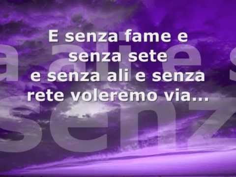 Francesco De Gregori La Donna cannone (testo) - YouTube