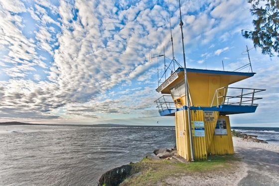 """""""La spiaggia di Noosa"""" #twitpic australiana di Giacomo Zamai #buongiorno @giacomozamai"""