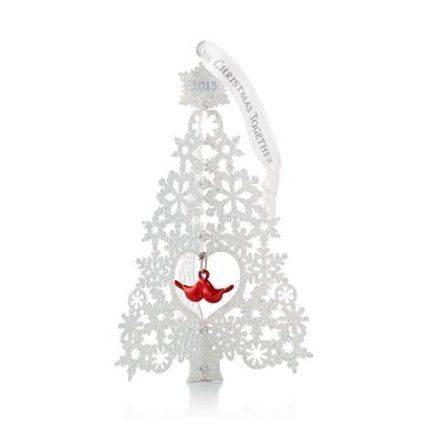 Our Christmas Together 2013 2013 Hallmark Ornament |  Price:	$28.95