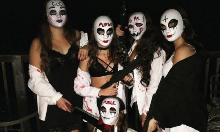 ICYMI: Ideas geniales de disfraces en grupo para Halloween