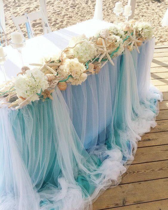 Una boda veraniega puede ser también glamorosa. Y es que las bodas de verano so…