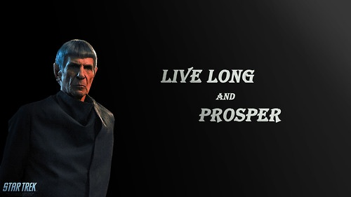Spock Quotes Live Long And Prosper: 152 Best Images About I ️ Star Trek \\ // LLAP On