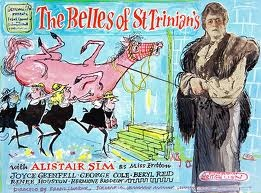 The Belles of St. Trinians - Loved reading my Mom's books as a kid <3