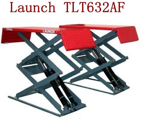 Launch TLT632AF Low-profile Scissor Lift from newobdtool