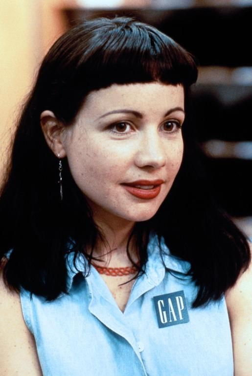 Vickie Miner (Janeane Garofalo) ~ Reality Bites (1994) ~ Movie Stills ~ #90smovies #comedies #moviestills