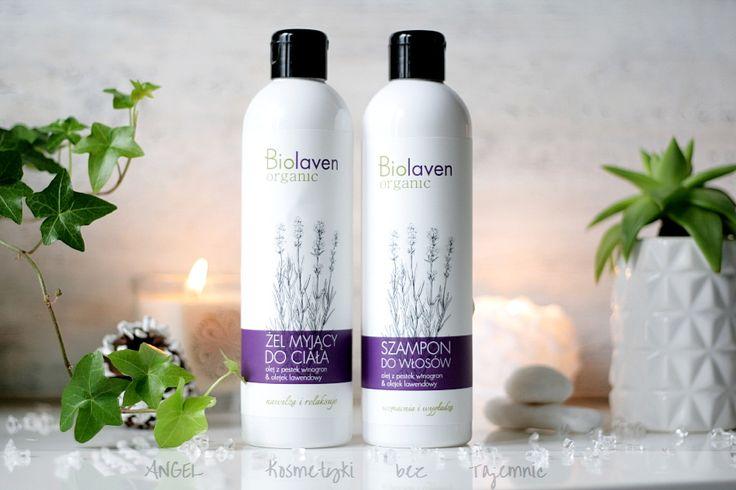 Biolaven Organic, Żel myjący czy szampon, wielkiej różnicy nie ma