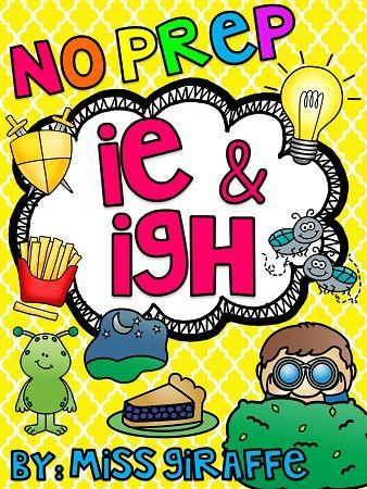 how to teach igh words
