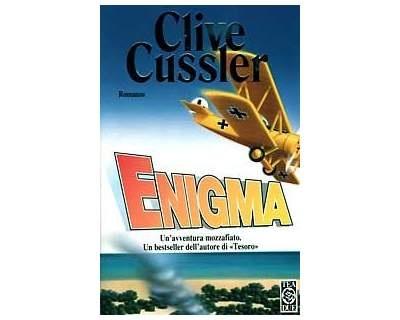 Clive Cussler---Enigma