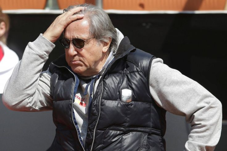 Ilie Nastase. (Inquam Photos/George Calin/via Reuters)  A series of derogatory comments about tennis players, including Serena Williams, has resulted in the provisional suspension of the Romania captain from Fed Cup competition. Ilie Nastase was removed from the stadium during a Fed Cup...  http://usa.swengen.com/ilie-nastase-suspended-by-international-tennis-federation-after-nasty-comments-leave-johanna-konta-in-tears/